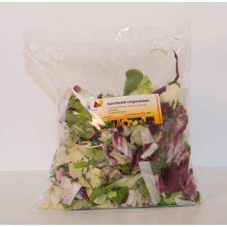Schnittsalat Wintermix