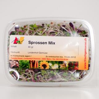 Sprossen Mix