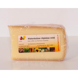 Alpkäse mild